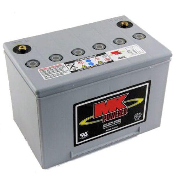 60Ah MK Gel Battery