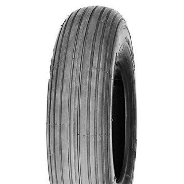 CST Black Rib Tyre 350 X 8