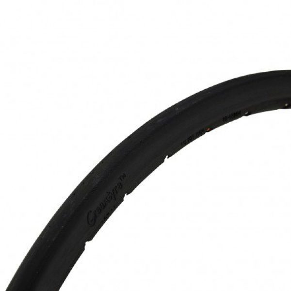 24 X 1 Black Sport Tyre (16-18mm Rim Fit)