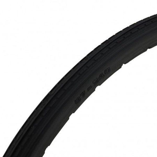 Black Mobility Tyre 24 X 1 3/8