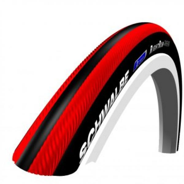 Schwalbe Red Rightrun Tyre 24 X 1 (25-540)