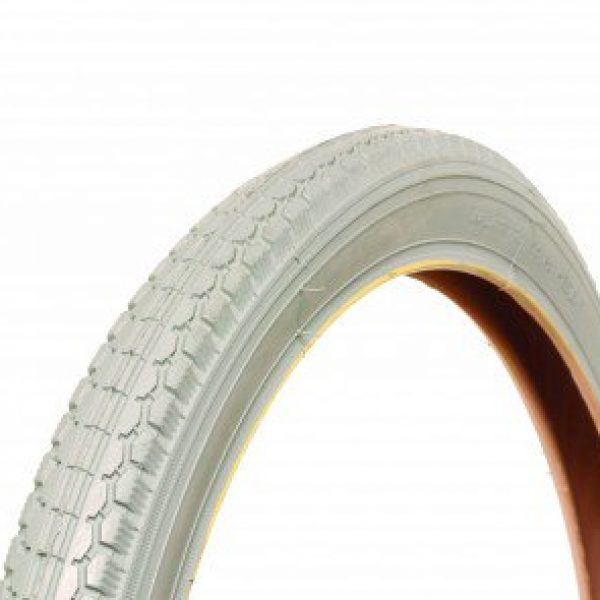CST Grey Manual Tyre 22 X 1 3/8