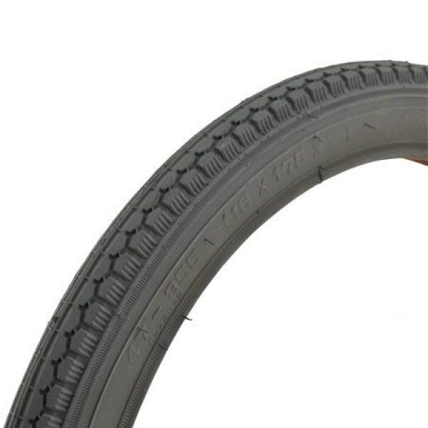 18 X 1.75 X 2 Grey Tyre