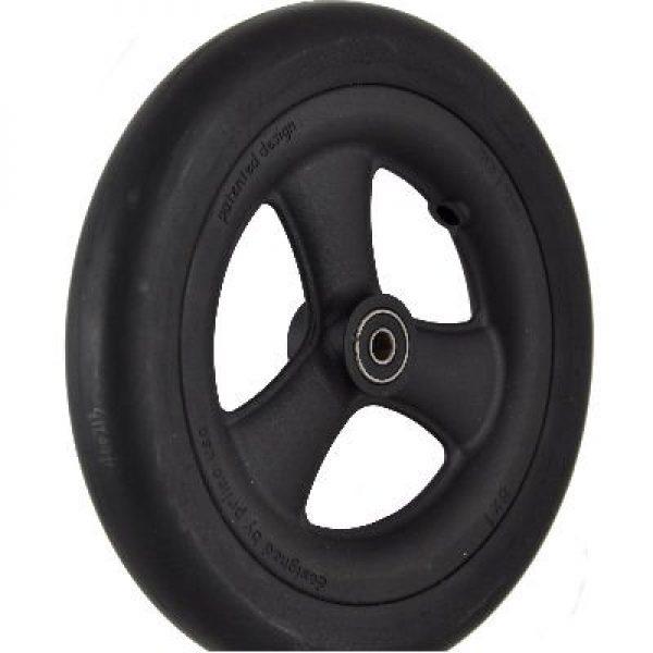 PR1MO 7 1/4″ (185 X 39mm) Black Wheel & Black Tyre