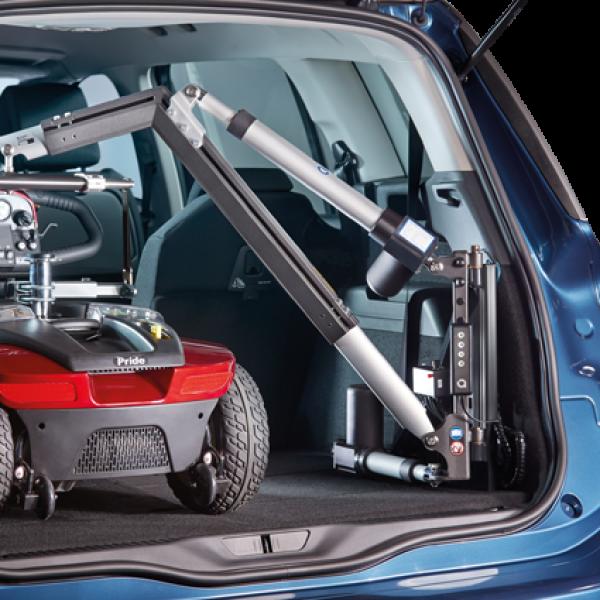 Autochair Smart Lifter Boot Hoist