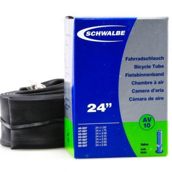 Schwalbe 24 X 1.90/2.00 Inner Tube (Schrader Valve)