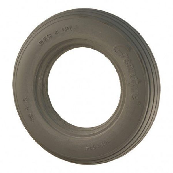 Grey Spinner Tyre 10 X 2