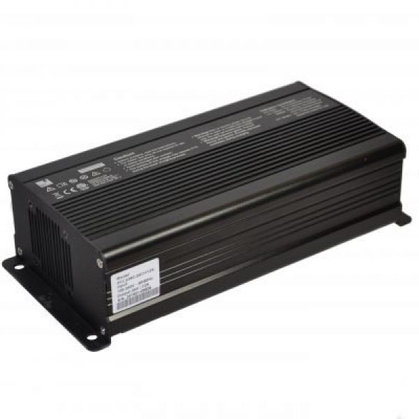 Black Box Battery Charger 24V 12 Amp