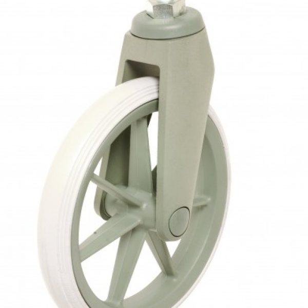 Colson 190mm Narrow Profile Ultralight Castor