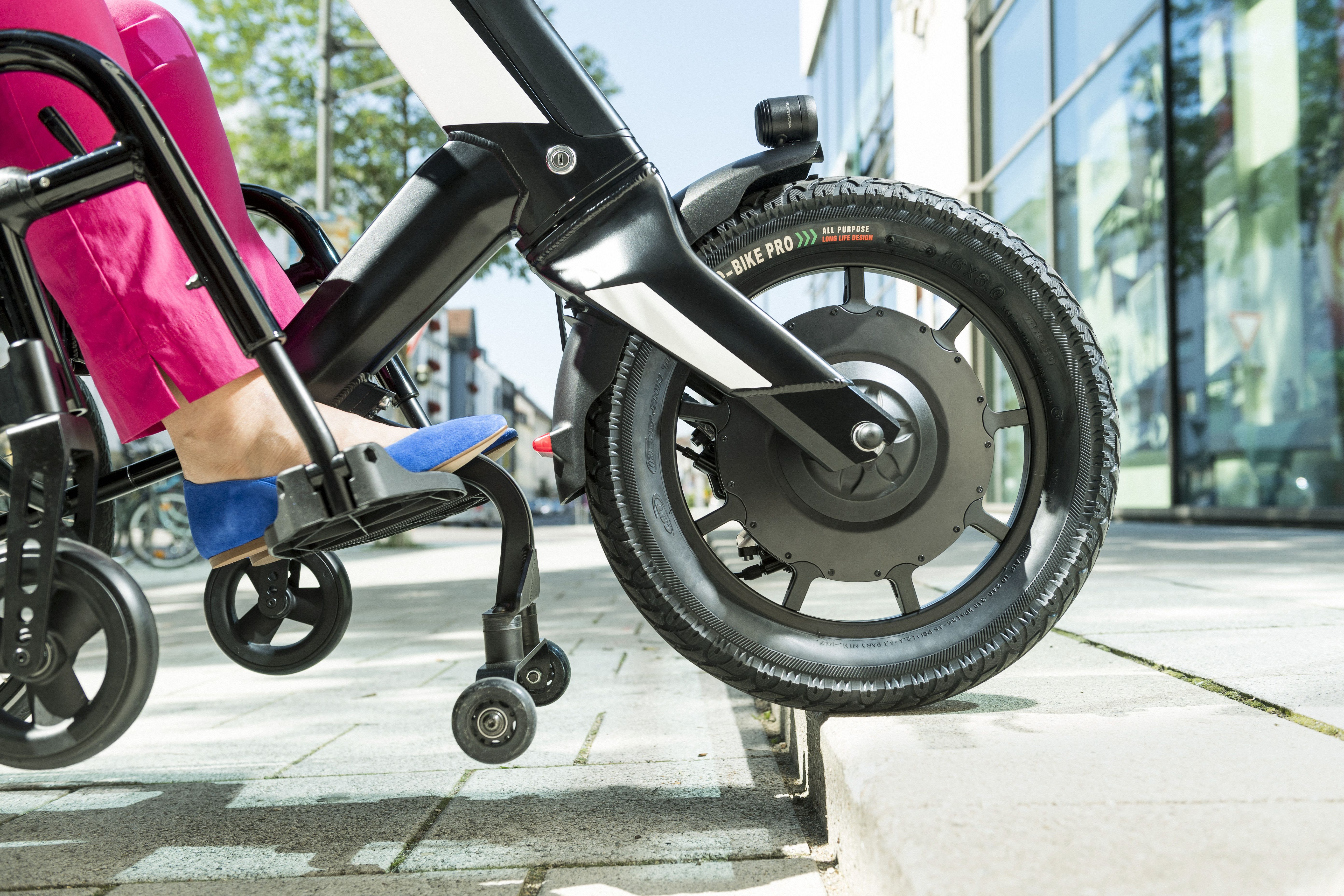 E Pilot Electric Hand Bike Mobility For You