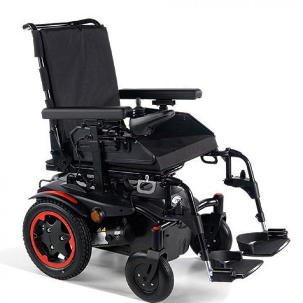 Sunrise Medical QUICKIE Q100 R Power Wheelchair