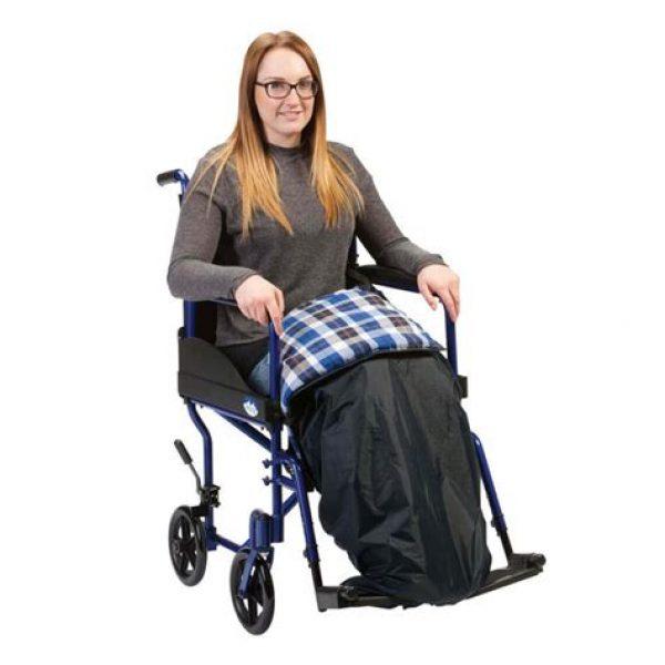 Wheelchair Padded Leg Cosy