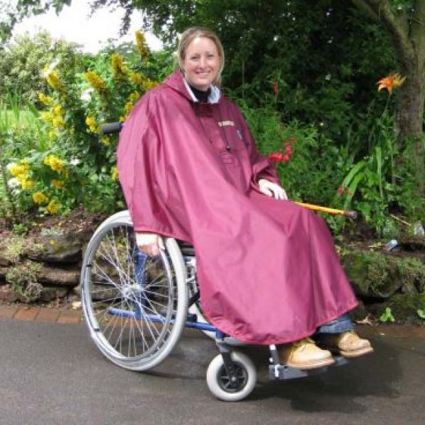 Wheelchair Coniston Cape