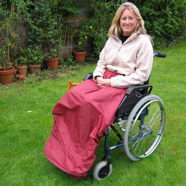 Wheelchair Canterbury Cover
