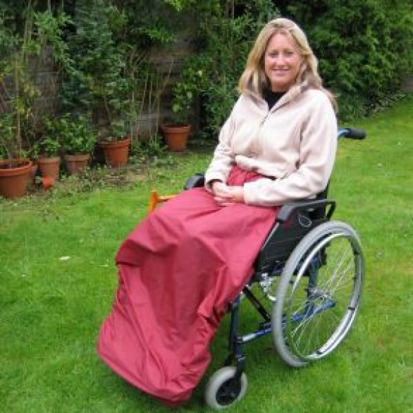 Wheelchair Canterbury Cover (lined)